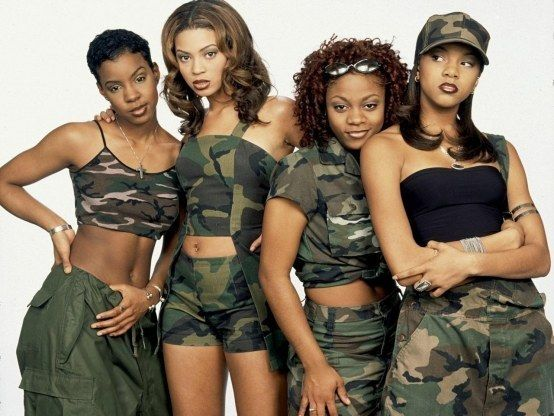 When Destiny's Child proved they were survivors.   31 Times Destiny's Child Proved They Were The Best Thing Ever