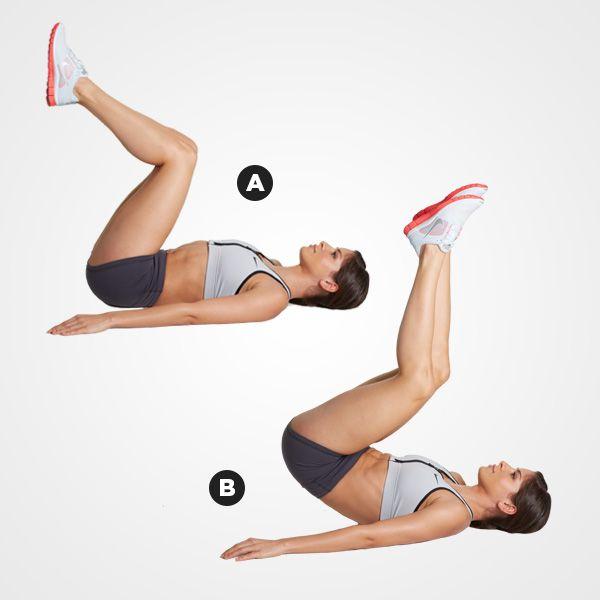 Cinco ejercicios para aplanar la barriga | Fitness | Women's Health