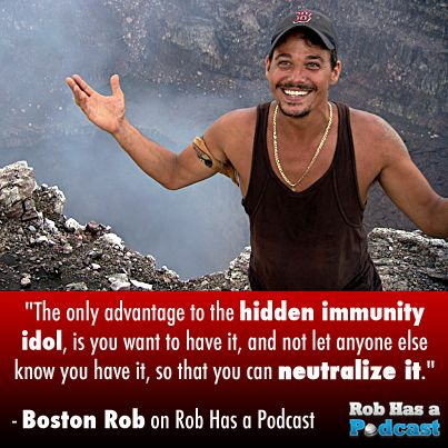 Nobody knows more about #Survivor than Boston Rob. Find out what he had to say about this week's crazy episode of Survivor Blood vs Water:  http://robhasawebsite.com/survivor-blood-vs-water-episode-12-recap-boston-rob-mariano-interview/