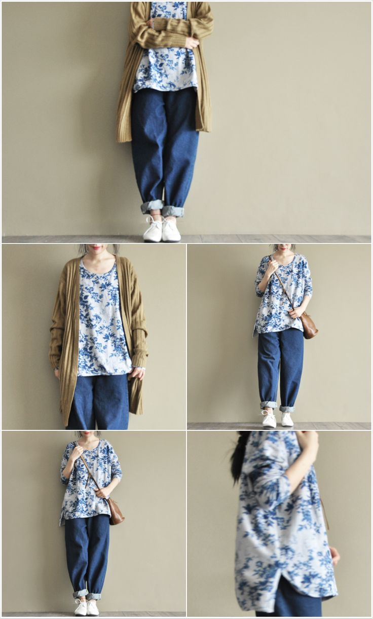 「两人出品-第741个故事」蓝故事之一-靛蓝色牛仔裤-淘宝网