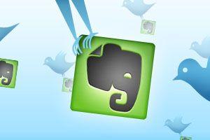 Интеграция Твиттер и Эвернот