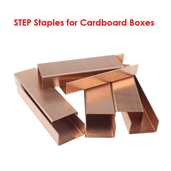 A steel fastener to smartly staple and anchor cardboard boxes with selections fitting to your needs. Engineered with a reliable strength and corrosion protector thus withstanding the complications that comes from distribution. #StapleWires #StaplesforCardboardbBoxes #SalTechEasyPackaging  Inquire now: Call +45 7027 2220 Skype: easy.packaging Email: support@sal-tech.com