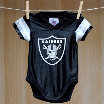 312c0363d oakland raiders jersey for baby