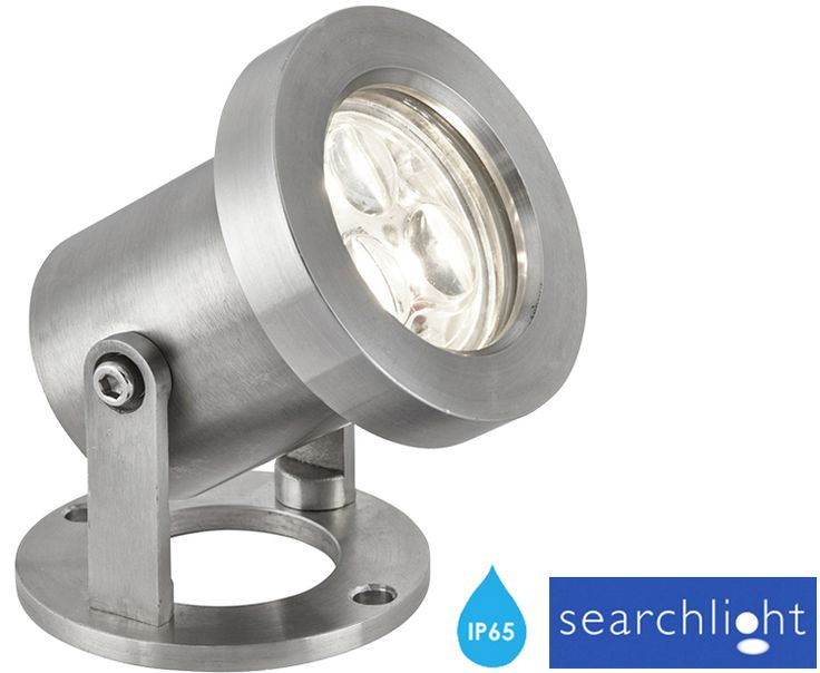 8 best spot lights images on pinterest spot lights stainless searchlight led ip65 outdoor spot light stainless steel 6223ss none workwithnaturefo