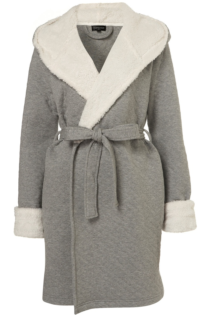 I want a robe for Christmas!