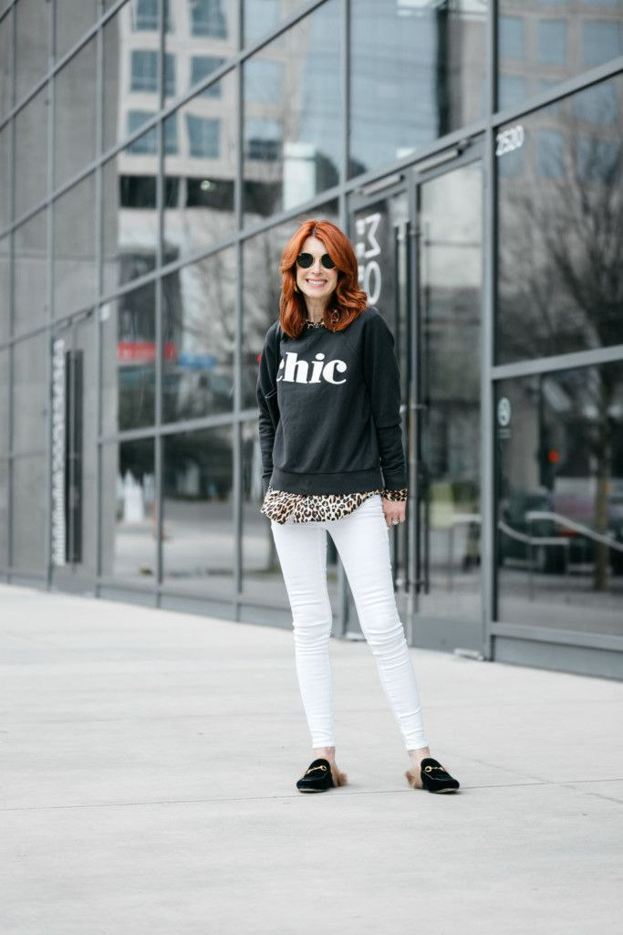 Chic Is The Word Today On The Blog The Chic At Every Age