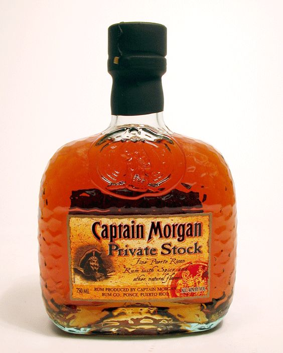 Dear Captain Morgan,  You are my forever friend.  Cheers,  Man Friend