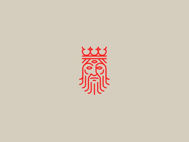 Unused King by David M. Smith #Design Popular #Dribbble #shots