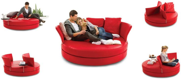 Let's Try The Best Sofas, Modulars and Armchairs In The World!