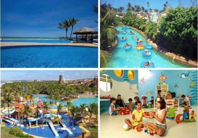 Hotéis para viajar com crianças