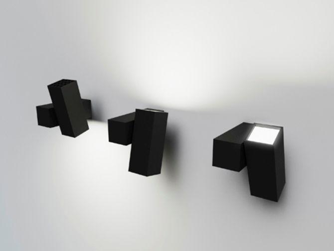 SKYLINE one DARK #design #ArchitecturalLighting #LED color black #DARK