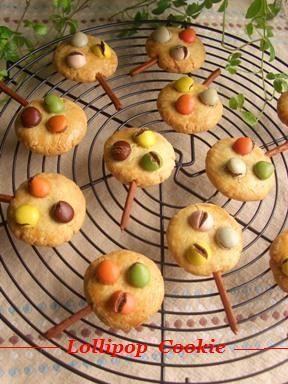ロリポップクッキー&スノーボール♪ by わらびさん   レシピブログ ...