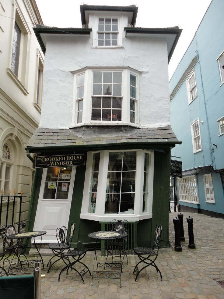 restaurant The Crooked House, Windsor, Canada
