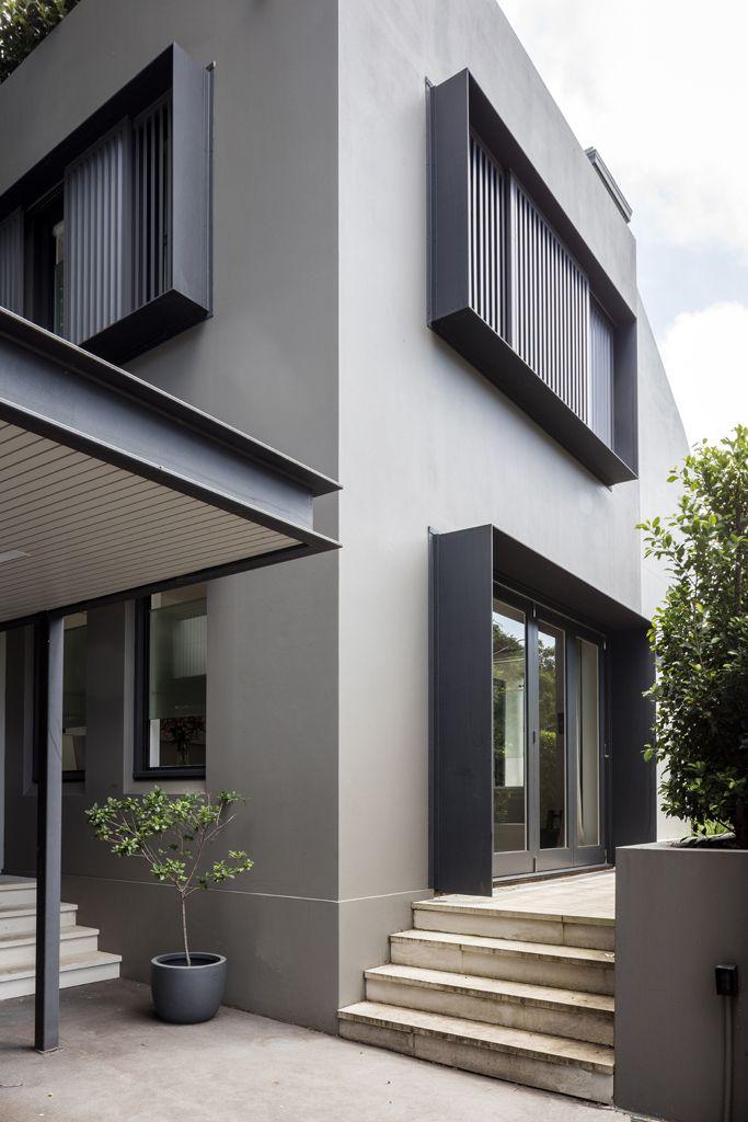 Paddington Hungerford Edmunds In 2020 Gray House Exterior Facade House Grey Exterior House Colors
