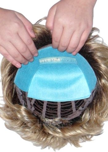 Headline It! Wicking sweat liner for wigs.