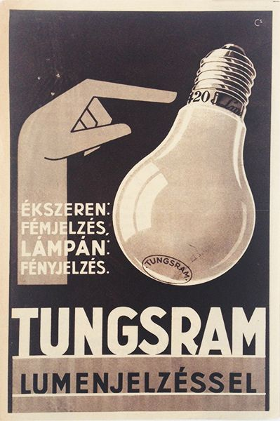 Tungsram Light Bulb
