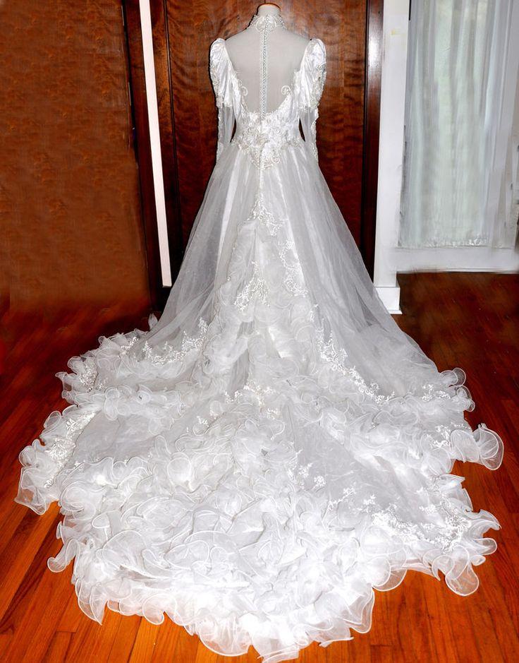 Best 300+ 1980s Vintage Bridal images on Pinterest