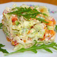 5 самых вкусных салатов