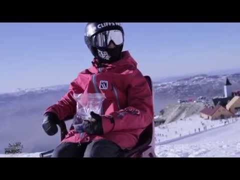 12yr Old Duo Kelly Sildaru and Nico Porteous in Cardrona Parks - Videos - Newschoolers.com Absolut talent, Cardrona <3 Kelly & Nico!