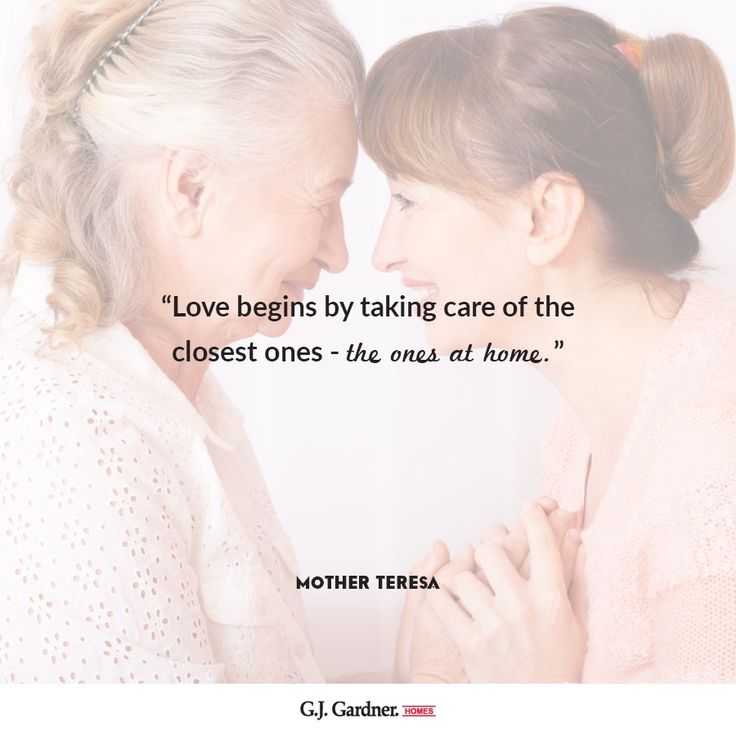 Take time every day to appreciate your loved ones.