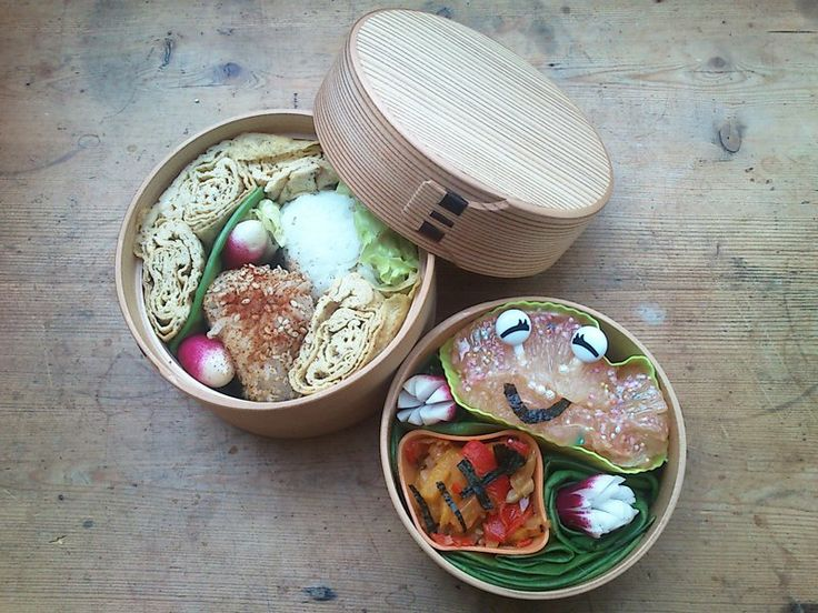 Cecille's Bento from Bento and Co.
