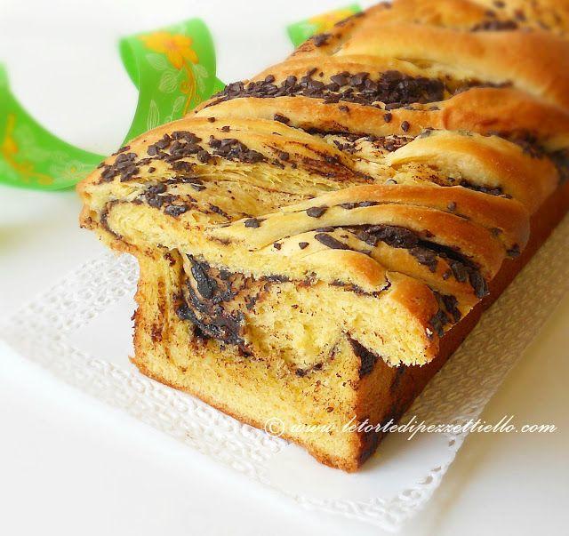 Le Torte di Antonella Cacossa e non solo...: Treccia brioche saporita