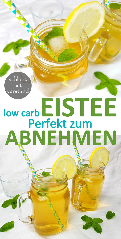 Eistee low carb selber machen – Chantal Hanuschek