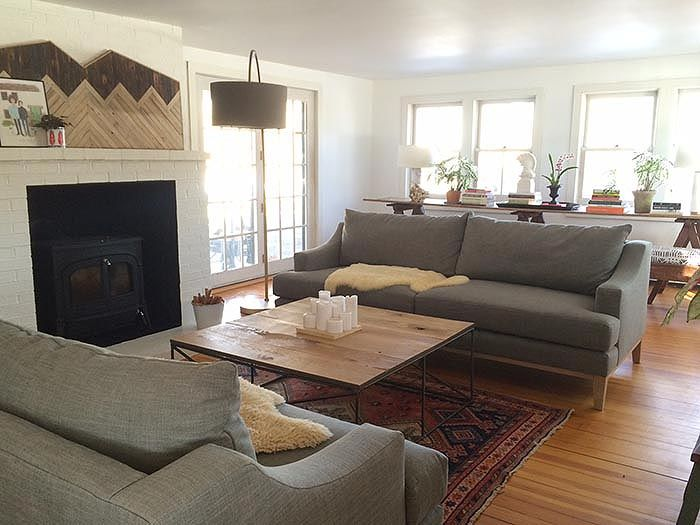 Our Living Room Update + West Elm $2,000 Giveaway! | Design*Sponge