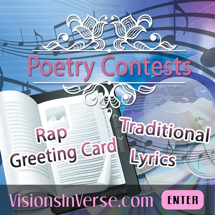 PoetryContests that Help Improve CreativeWriting and Reach More People