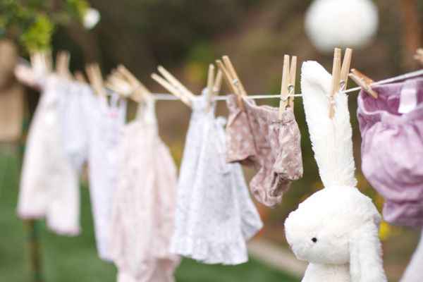 Home and Family Vintage Baby Shower via Lilyshop Blog by Jessie Jane