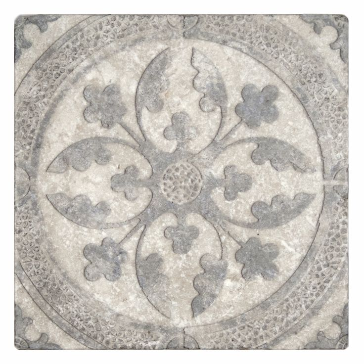 Give Yourself A Little Luck With Clover, Just One Unique Stone Tile  Patterns + Designs