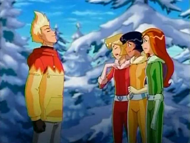 Martin Mystery/Totally Spies | I loved it when these two shows had a crossover episode
