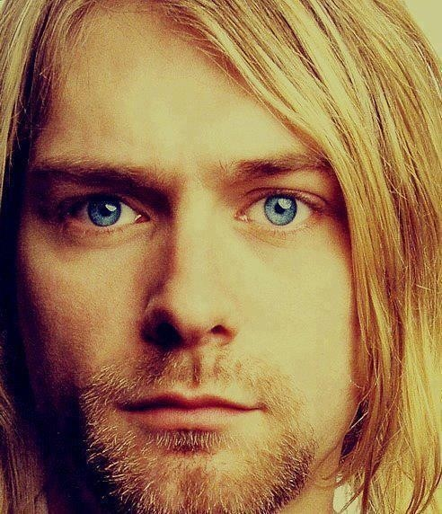 Curt Cobain ❤ (Aberdeen, Washington. A famous Singer passed on to early in life!
