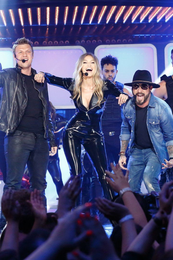 Gigi Hadid Takes You Back to the '90s With Her Epic Lip Sync Battle