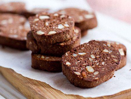 Recipes - Paleo Macadamia Chocolate Cookies