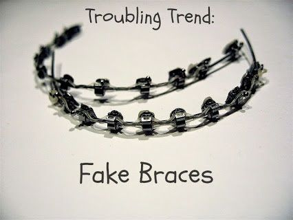 Dentaltown - In some Asian countries, braces are seen as a status symbol leading many to create fake counterfeit braces. Have you ever seen a case of fake braces? http://www.dentaltown.com/MessageBoard/thread.aspx?s=2&f=135&t=227039&v=1
