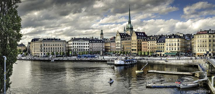 Stockholm (Gamla Stan) by Domingo Leiva on 500px