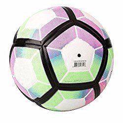 New Size 5 Football Anti-Slip Soccer Ball Match Training PU Granule Slip-resistant Seemless Football Gift