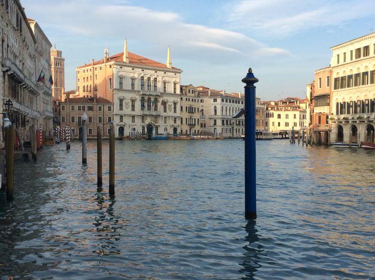 Canal Grande seen by Ca'Rezzonico - Venice