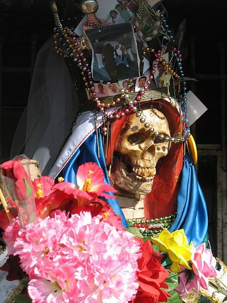 Santa Muerte: The Cult Linked to Drugs, Murder and Prostitution is Invading Europe