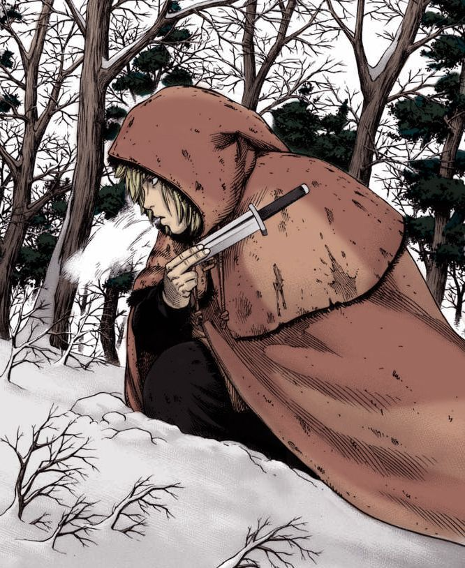 Vinland Saga manga color by GreenBBB.deviantart.com on @deviantART
