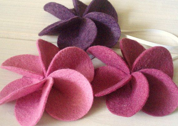 17 Best Images About Felt Flowers On Pinterest Brooches