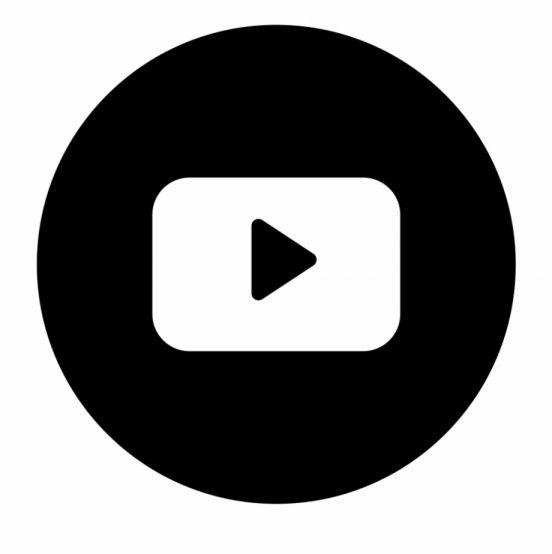 10 Cirlce Youtube Png White Logo Ideias Instagram Instagram Fundos Para Montagens