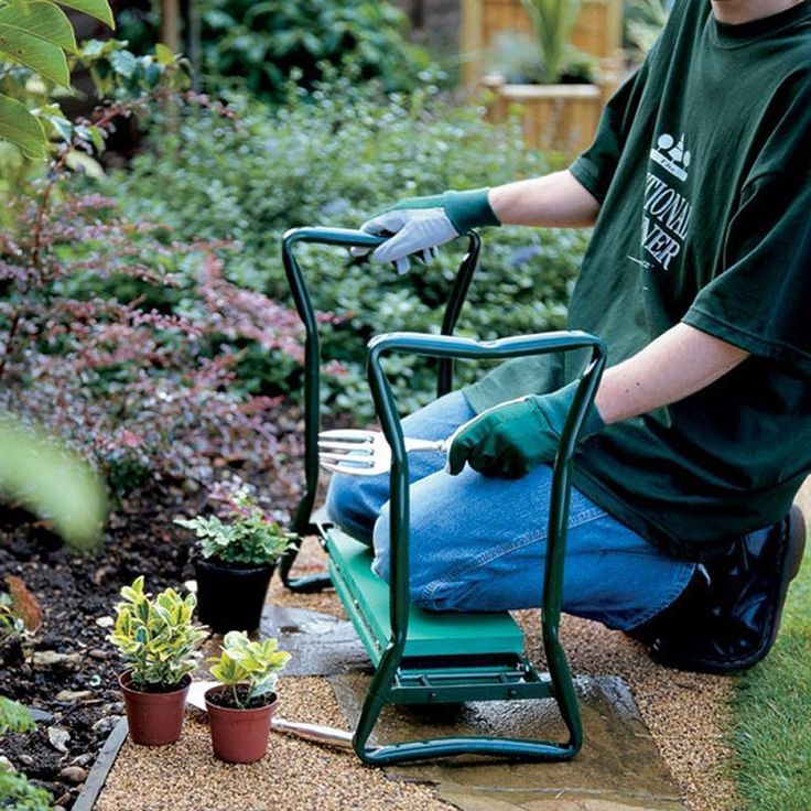 #Recomeneded Zimtown Portable Garden Kneeler Seat Padded Folding Gardening Chair Lawn Bench Kneel Yard Tool...     Humanized design delivers great comfortHigh-class metal and spongematerial ensures https://trickmyyard.com/recomeneded-zimtown-portable-garden-kneeler-seat-padded-folding-gardening-chair-lawn-bench-kneel-yard-tool-green/