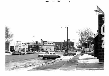Downtown Rapid City, SD - 1964