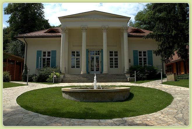 Barabás Villa - A Barabás Villa története, parkja