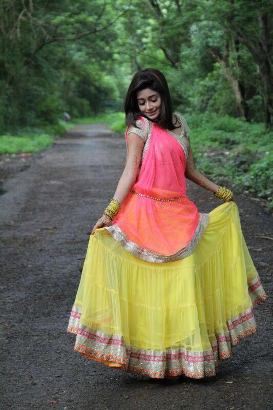 Tina Dutta cute still