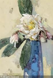 ❀ Blooming Brushwork ❀ - garden and still life flower paintings - Gustav Feith