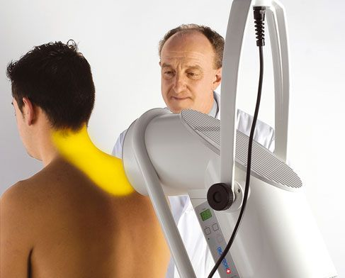 BIOPTRON MEDICAL LIGHT THERAPY
