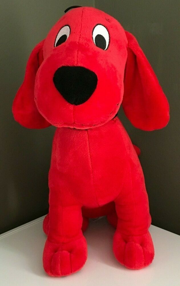 Kohls Cares Clifford The Big Red Dog 13 Plush Stuffed Animal Toy